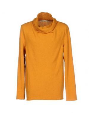 Водолазки M.GRIFONI DENIM. Цвет: оранжевый