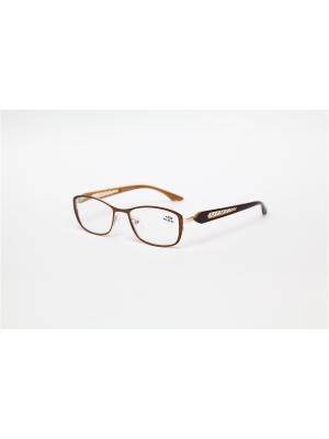 Очки корригирующие (для чтения)  827 Fabia Monti +2.50 PROFFI. Цвет: оранжевый