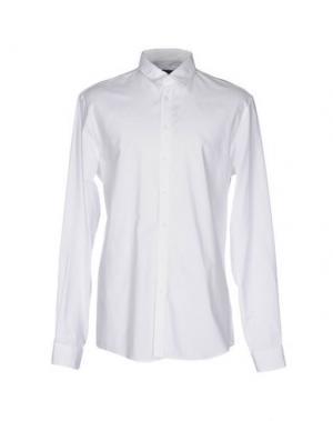 Pубашка TIGER OF SWEDEN. Цвет: белый