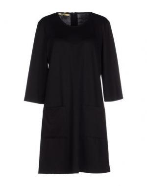 Короткое платье MAGALI PASCAL. Цвет: черный