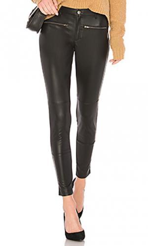 Облегающие брюки corrine BB Dakota. Цвет: черный