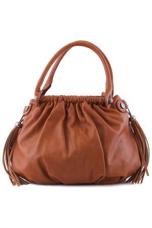 Bag Vera bags. Цвет: brown