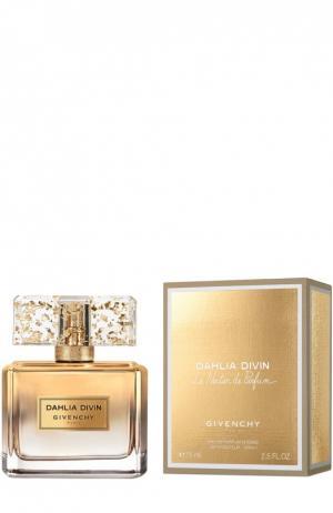 Туалетная вода Dahlia Divin Le Nectar De Parfum Givenchy. Цвет: бесцветный