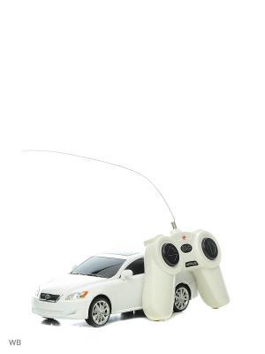 Радиоуправляемая игрушка RASTAR. Цвет: белый