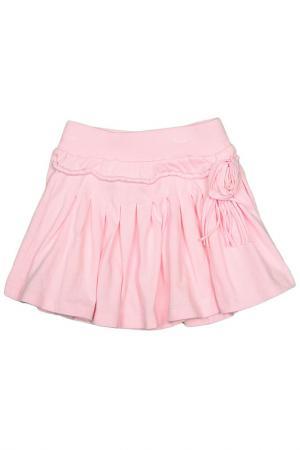 Юбка Bimbus. Цвет: розовый