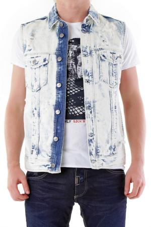 Vest Absolut Joy. Цвет: light blue