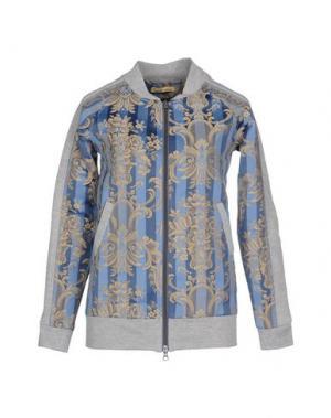 Куртка AMARANTO. Цвет: синий