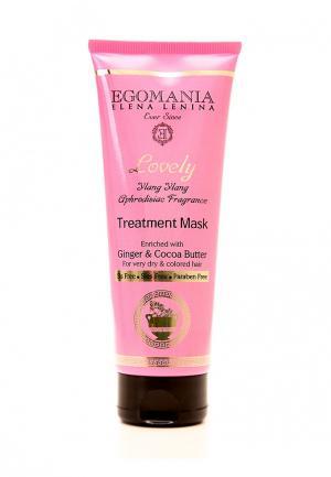 Маска для окрашенных волос Egomania Prof. Цвет: розовый