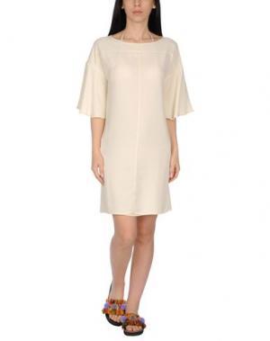 Пляжное платье CHRISTIES. Цвет: слоновая кость