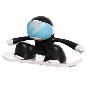 Игрушка  Snowboarder Black Chuckbuddies. Цвет: черный