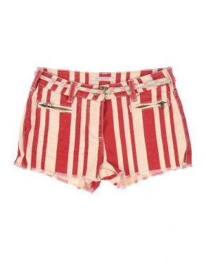 Повседневные шорты SCOTCH R'BELLE. Цвет: красный