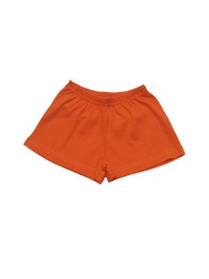 Шорты BYT. Цвет: оранжевый
