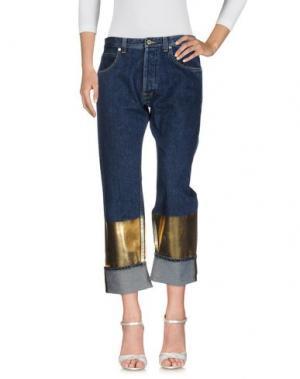 Джинсовые брюки LOEWE. Цвет: синий
