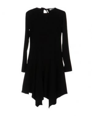 Короткое платье WESC. Цвет: черный