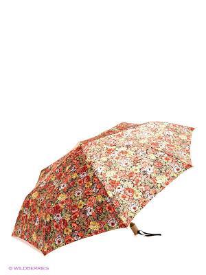 Зонт Slava Zaitsev. Цвет: желтый