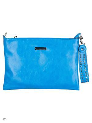 Сумка Malvinas. Цвет: голубой