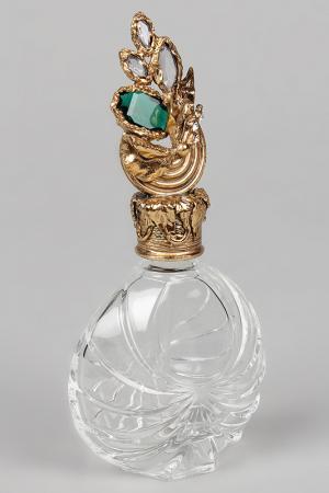 Бутылочка для парфюма I Pavoni. Цвет: прозрачный