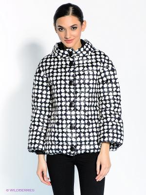 Куртка Marina Yachting. Цвет: черный, молочный