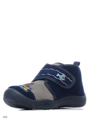 Туфли Mursu. Цвет: синий