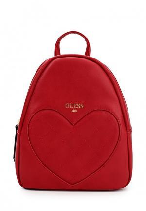 Рюкзак Guess. Цвет: красный