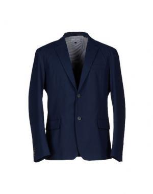 Пиджак HENTSCH MAN. Цвет: темно-синий