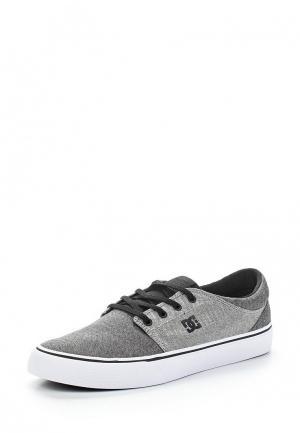 Кеды DC Shoes. Цвет: серый