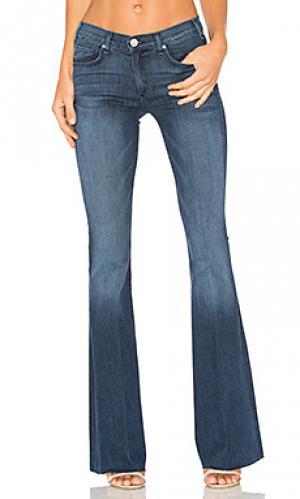 Расклешенные джинсы majorelle MCGUIRE. Цвет: none