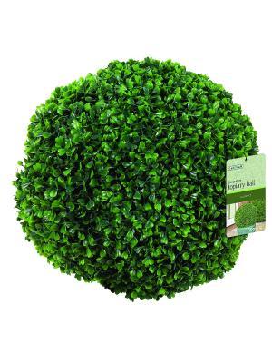 Искуственное растение Topiary Ball 30cm самшит Gardman. Цвет: зеленый