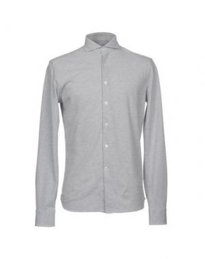 Pубашка SONRISA. Цвет: светло-серый