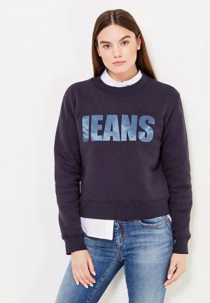 Свитшот Armani Jeans. Цвет: синий