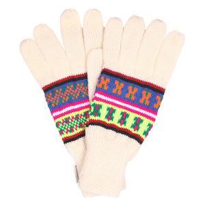 Перчатки  Accs Knitted Glove Cream Penfield. Цвет: бежевый
