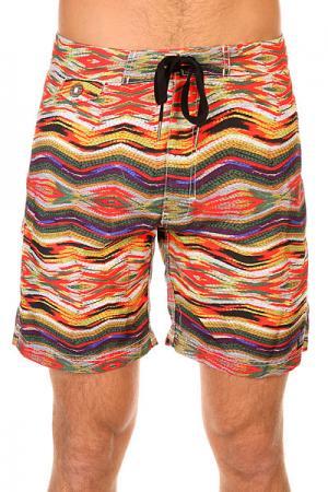 Шорты пляжные  Stripe Hot Insight. Цвет: мультиколор
