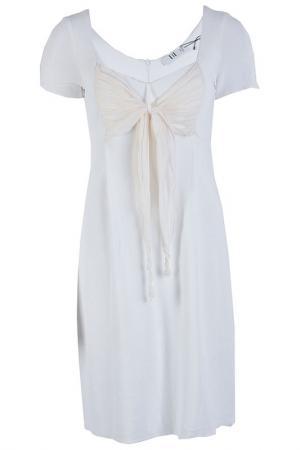 Платье Lil pour lAutre l'Autre. Цвет: белый