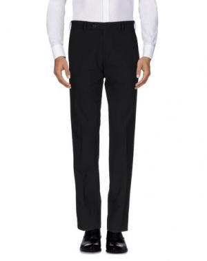 Повседневные брюки CARLO PIGNATELLI OUTSIDE. Цвет: черный