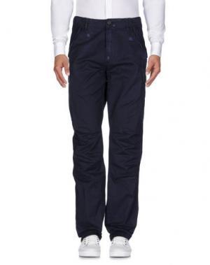 Повседневные брюки REDS. Цвет: темно-синий