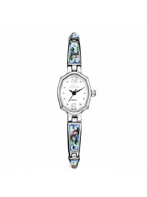 Часы Mikhail Moskvin. Цвет: голубой, серебристый