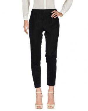 Повседневные брюки SONIA DE NISCO. Цвет: черный