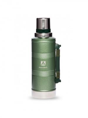 Термос с узким горлом американский дизайн, 2200 мл, Арктика. Цвет: зеленый