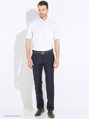 Рубашка John Jeniford. Цвет: белый