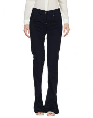 Повседневные брюки TOY G.. Цвет: темно-синий