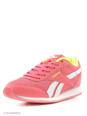 Кроссовки Reebok Royal Cljog. Цвет: розовый