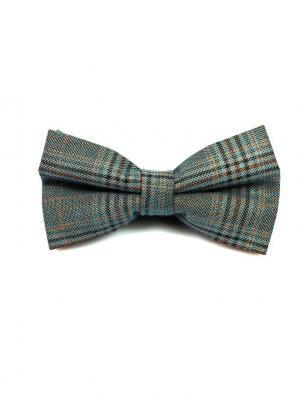 Галстук-бабочка Churchill accessories. Цвет: черный, серый, темно-красный, бордовый