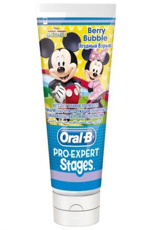 Зубная паста 75 мл ORAL B. Цвет: none