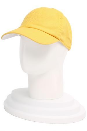 Кепка BRUNOTTI. Цвет: желтый