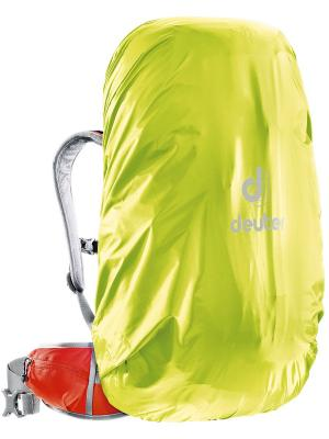 Чехол от дождя Deuter 2016-17 Raincover II neon (б/р). Цвет: желтый