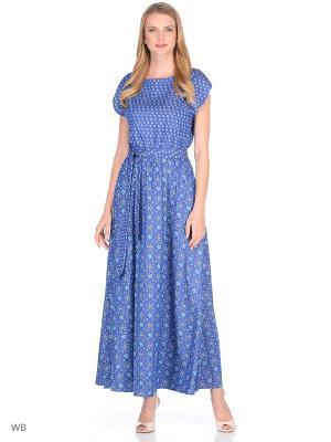 Платье с поясом HomeLike