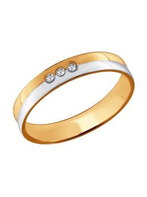 Обручальное кольцо SOKOLOV 1110150