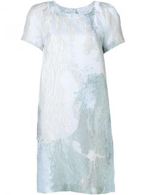 Платье с жаккардовым узором Co. Цвет: многоцветный