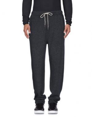 Повседневные брюки CLUB MONACO. Цвет: серый