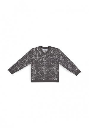 Пуловер Jacote. Цвет: серый